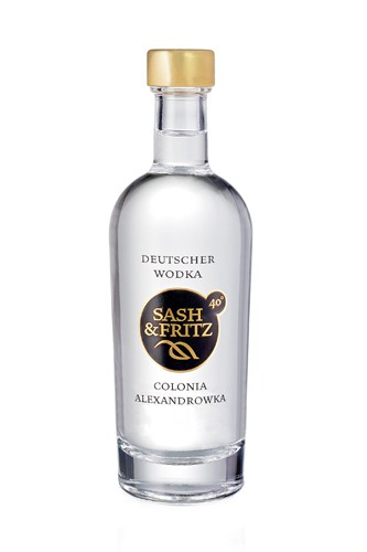 Sash Fritz Vodka 100 ml