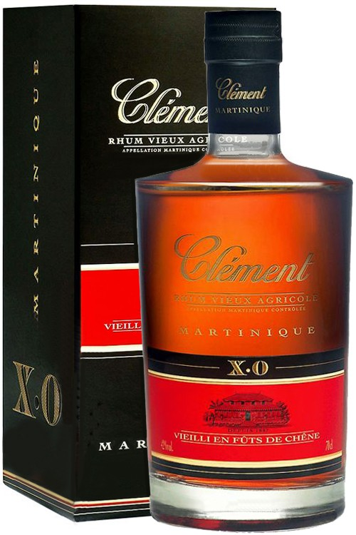 Clement X.O. Rum