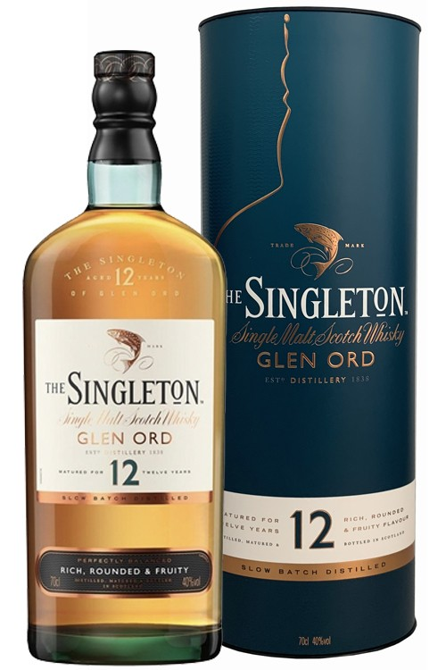 Singleton of Glen Ord 12 Jahre
