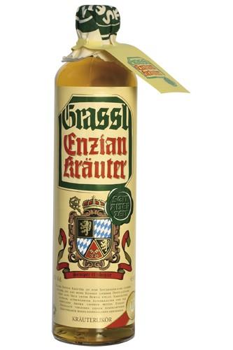 Grassl Enzian-Käuter Likör