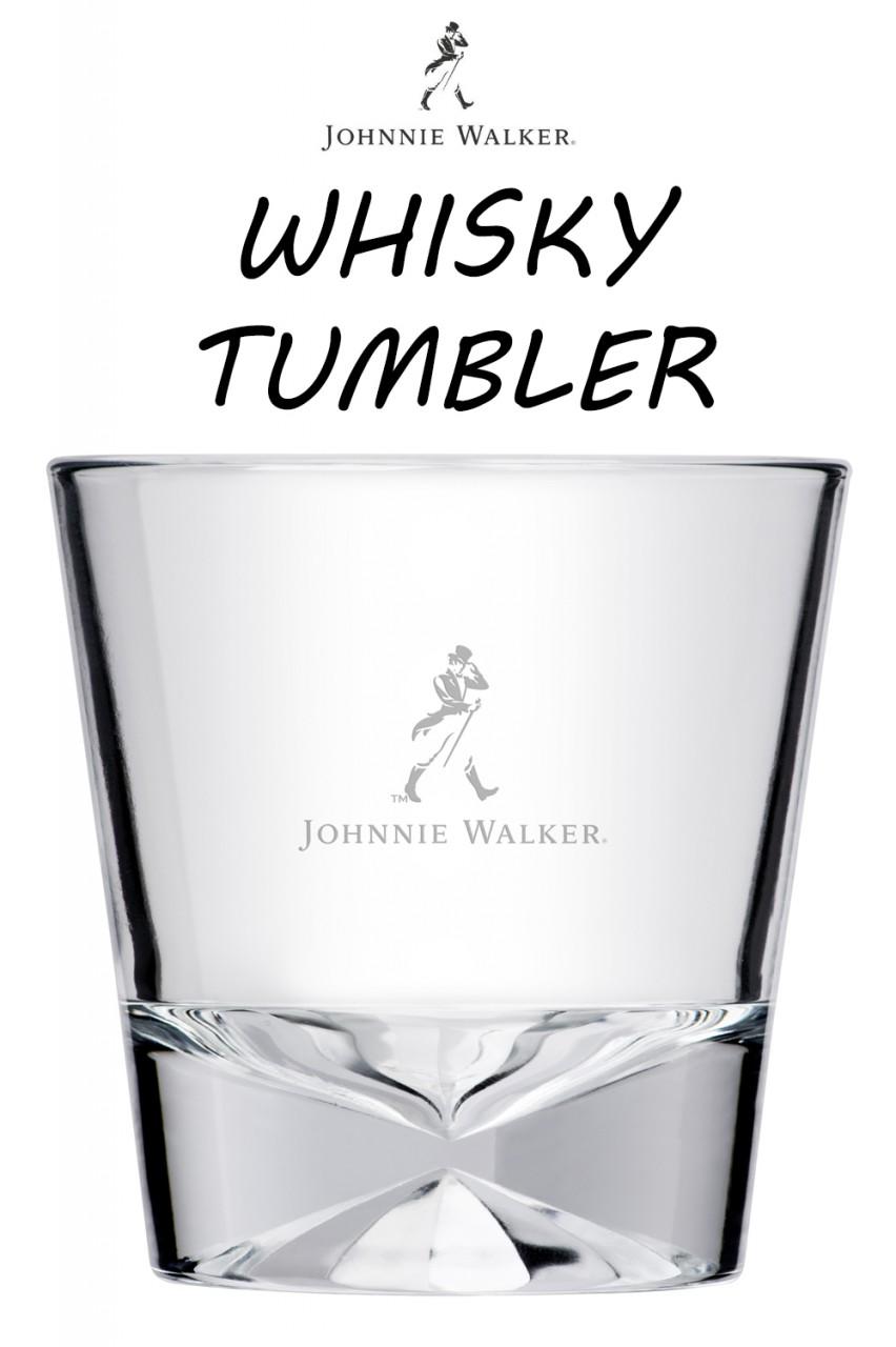 Johnnie Walker Whisky Tumbler