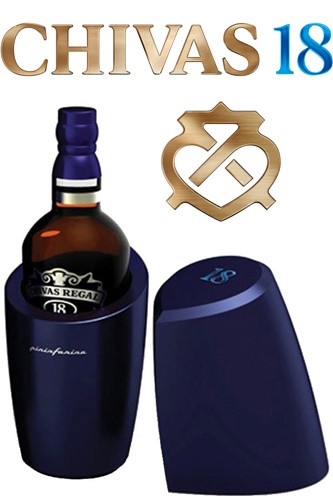 Chivas Regal 18 Jahre Pininfarina Edition