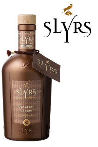 Slyrs Bavarian Cream Liqueur - 350 ml