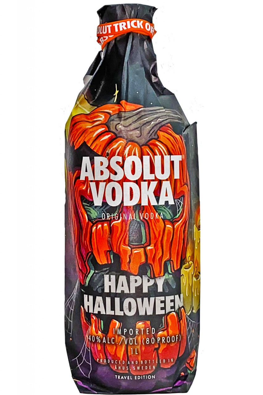 Absolut Halloween Vodka - Limited Edition