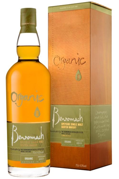 Benromach Organic 2011 - Limited Edition