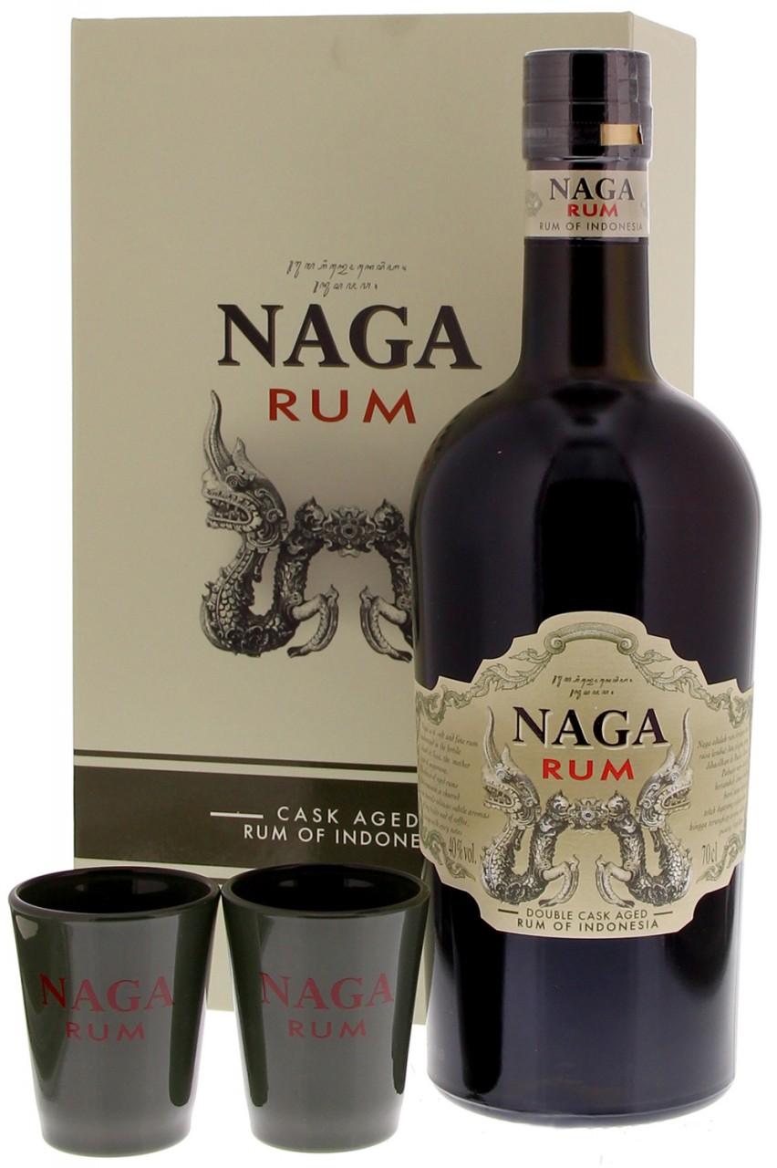 Naga Rum Geschenkset