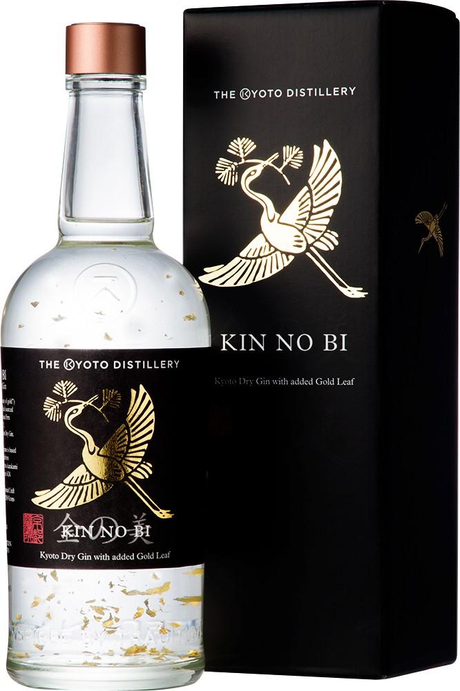 KI NO BI Gold Leaf Gin aus Japan