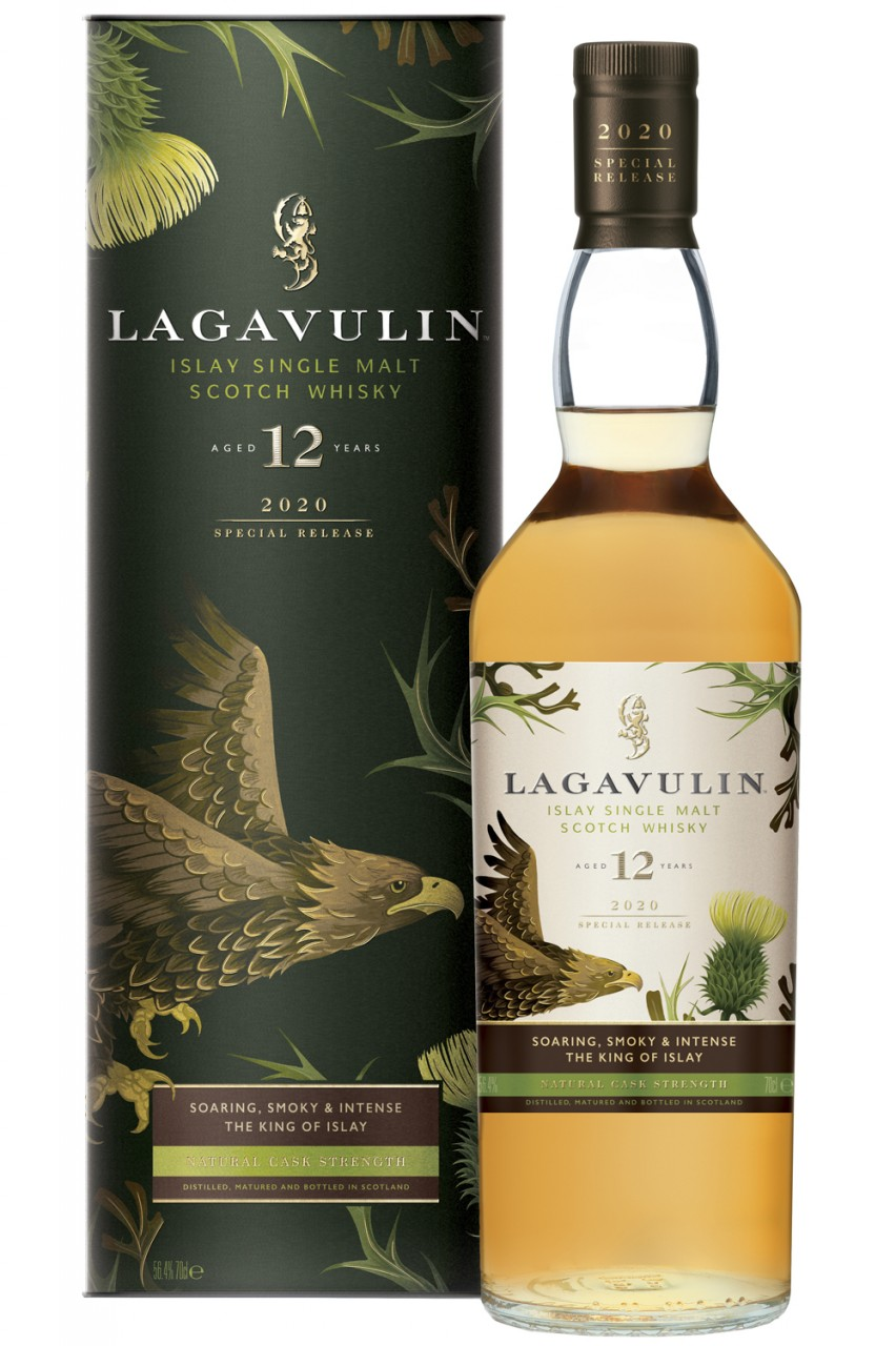 Lagavulin 12 Jahre 56,4% - Special Release 2020