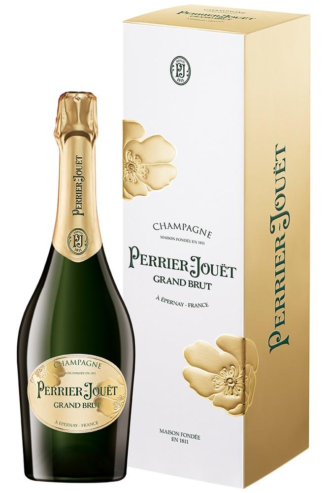 Champagner Perrier-Jouët Grand Brut