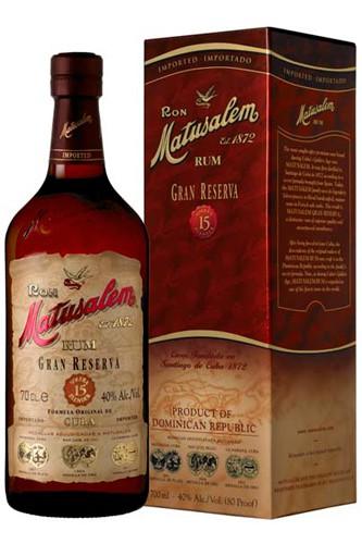 Matusalem Gran Reserva 15 Jahre Rum