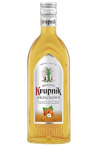 Krupnik Orzechowy Haselnuss Likör