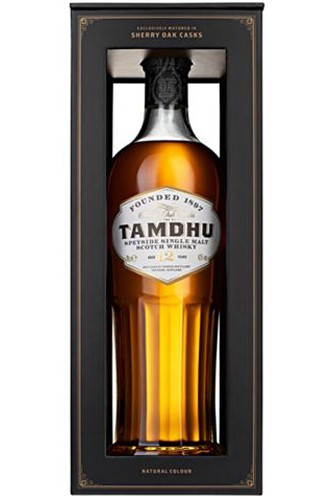 Tamdhu 12 Jahre - Sherry Cask