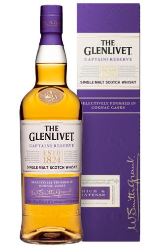 The Glenlivet Captain's Reserve