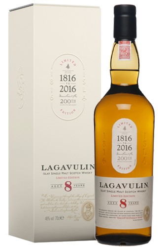 Lagavulin 8 Jahre Limited Release 2016