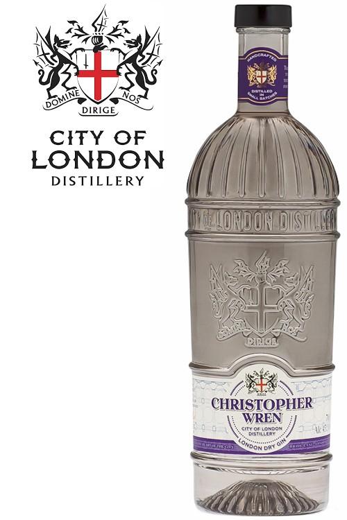 City of London - Chrisopher Wren Gin