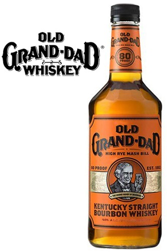 Old Grand Dad - Kentucky Straight Bourbon