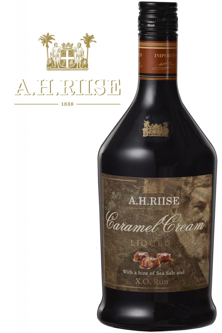 A.H. Riise Sea Salt & Caramel Cream Likör