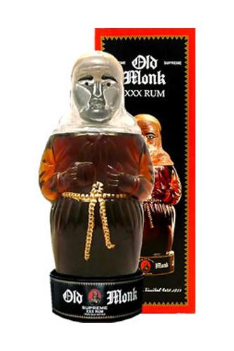 Old Monk Suprem Rum Indien