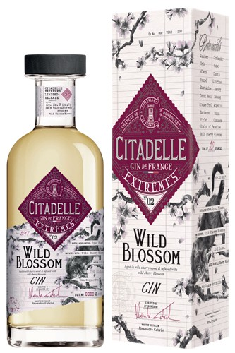 Citadelle Extreme N°2 Wild Blossom Gin
