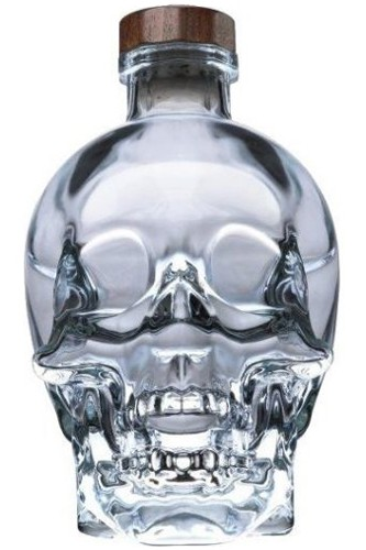 Crystal Head Vodka 3 Liter