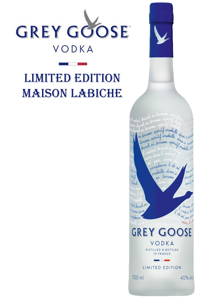 Grey Goose Vodka - Maison Labiche Edition 1