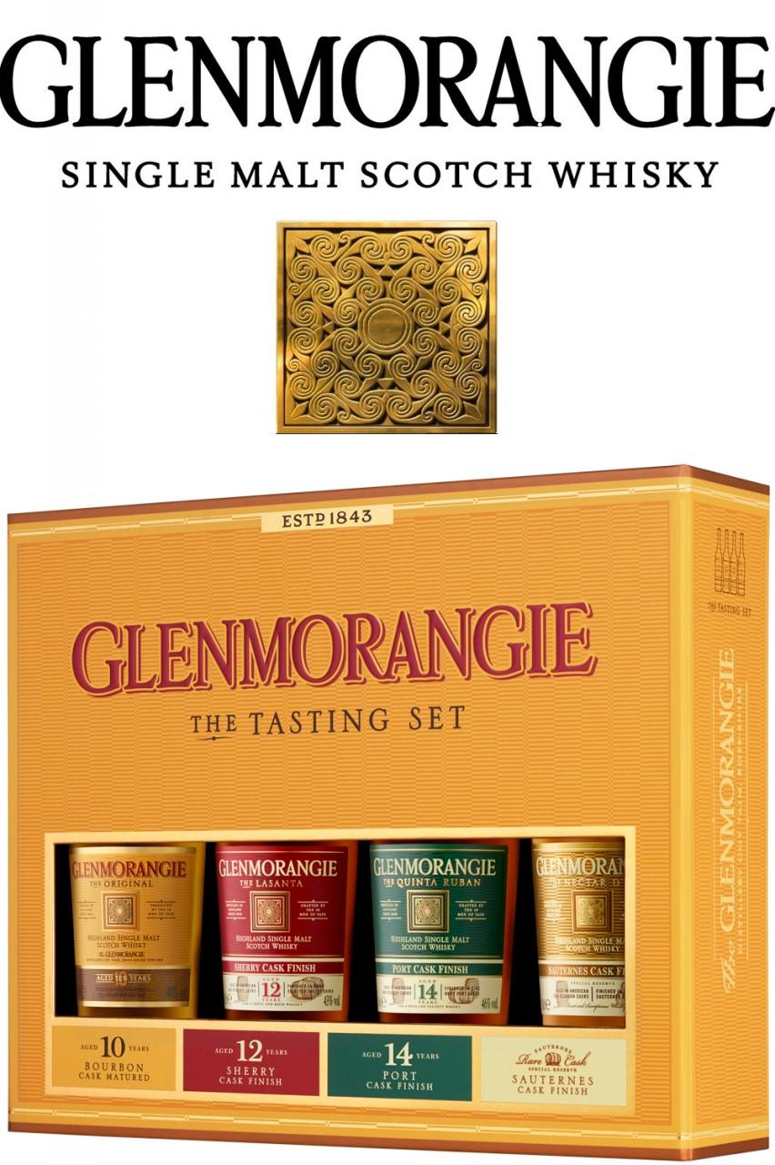 Glenmorangie Taster Pack - NEU