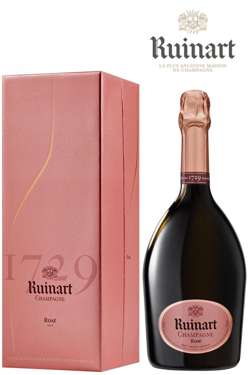 Runiart Rosé Champagner