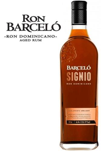 Ron Barcelo Signio Rum