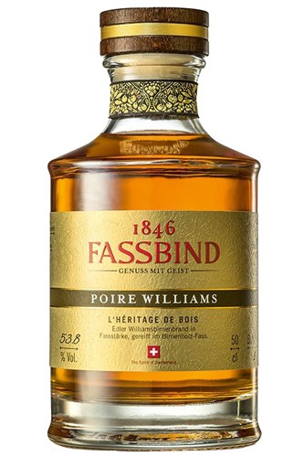 Fassbind L'Heritage de Bois Poire Williams