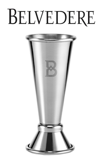 Belvedere Vodka Jigger