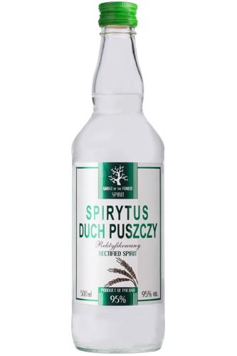 Duch Puszczy Spirytus 95 % Vol. - Tinkspiritus