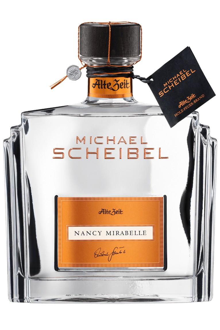 Scheibel Alte Zeit Nancy Mirabelle