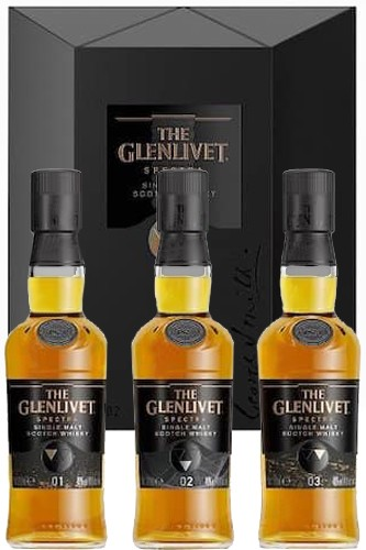 Glenlivet Spectra - 3 x 200 ml - Mystery Edition