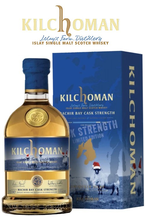 Kilchoman Machir Bay Cask Strength Edition 2020