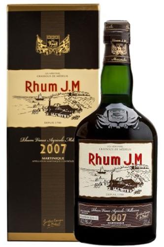 J.M Rhum Vintage 2007 Rum