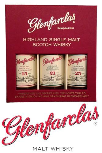 Glenfarclas Tasting Set 1