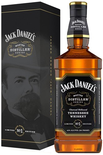 Jack Daniel's Master Distiller No. 1