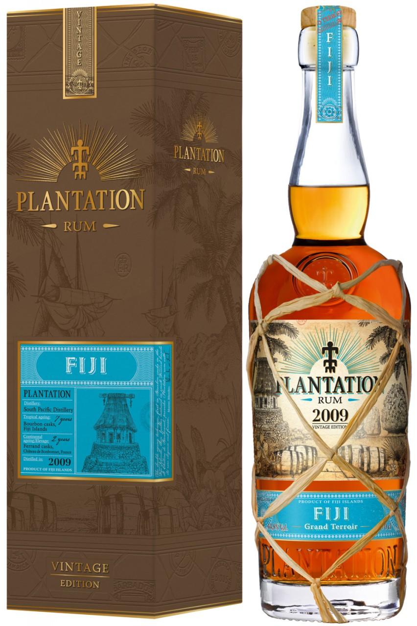 Plantation Vintage 2009 - Fiji Rum