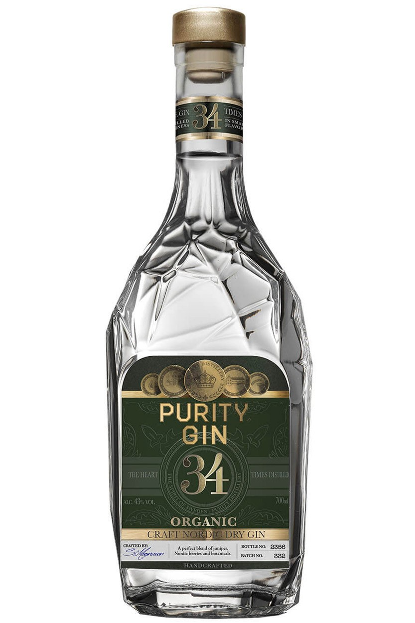 Purity Nordic Dry Gin