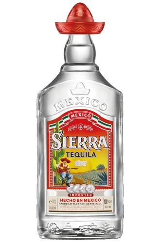 Sierra Silver Tequila