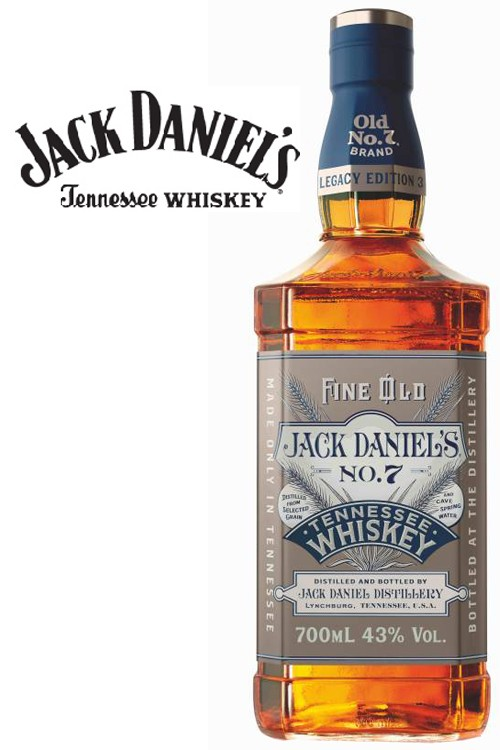 Jack Daniels Legacy Edition No. 3