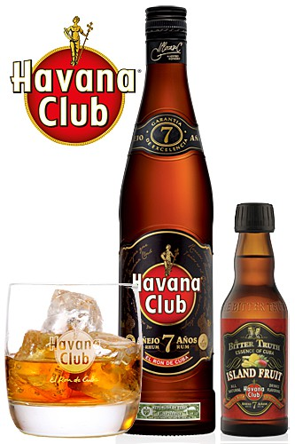 Havana Club 7 Essence de Kuba