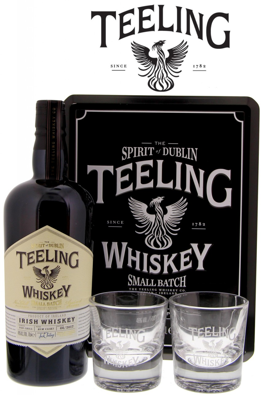 Teeling Irish Whiskey Geschenkset
