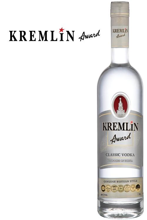 Kremlin Award Classic  Vodka - 1 Liter