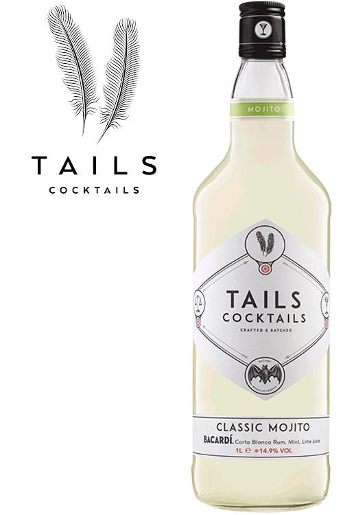 Tails Bacardi Mojito Cocktail