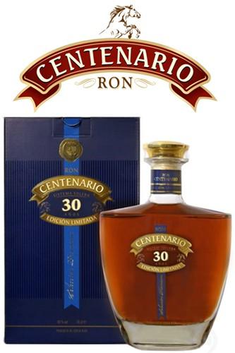 Ron Centenario Rum 30 Jahre