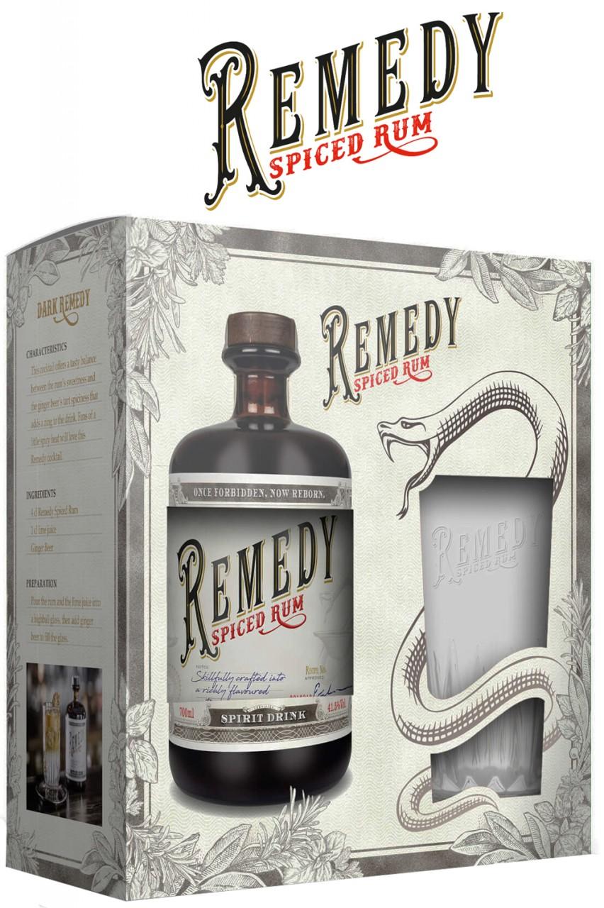 Remedey Spiced Geschenkset