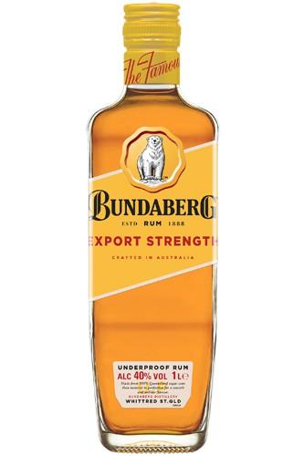 Bundaberg Export Strenght Rum