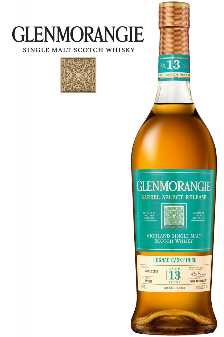 Glenmorangie 13 Jahre Cognac Cask - Limited Edition