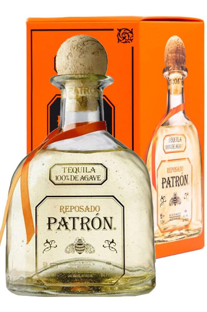 Patron Tequila Reposado 1 Liter